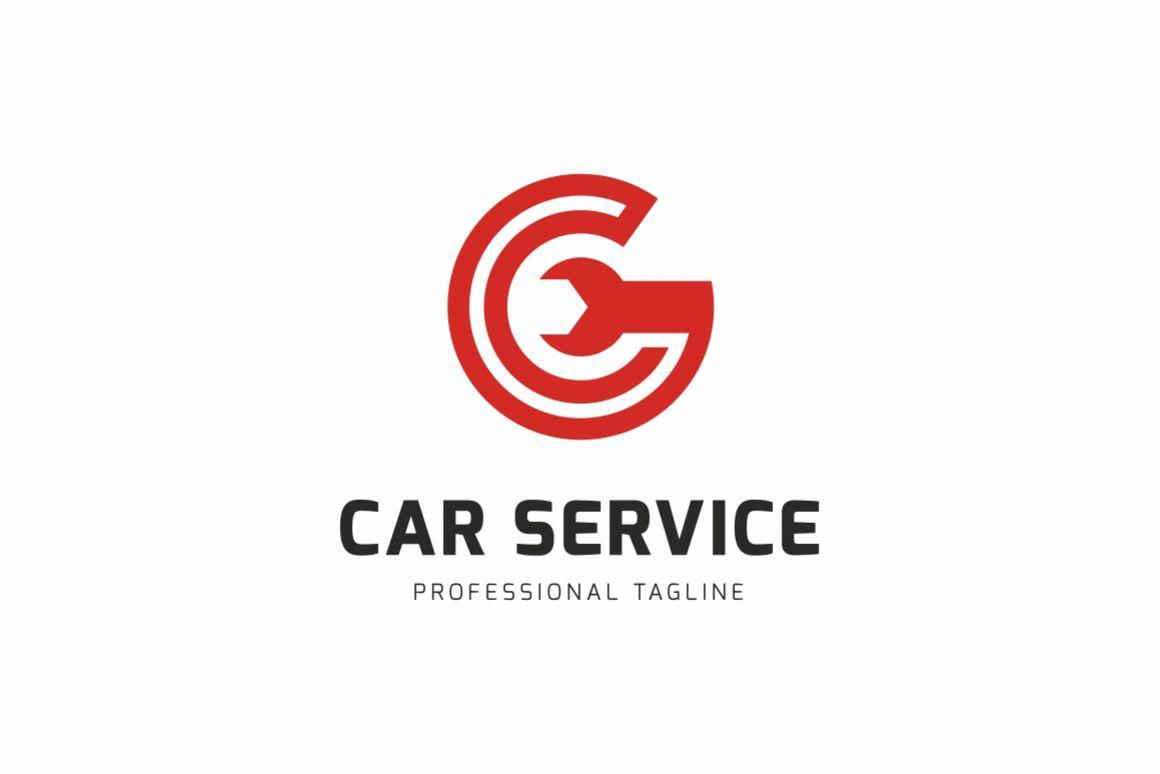 CAR SERVICE Logo example image 1