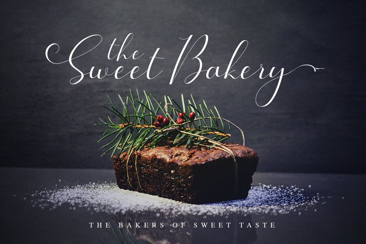 The Sweet Bakery  example image 1