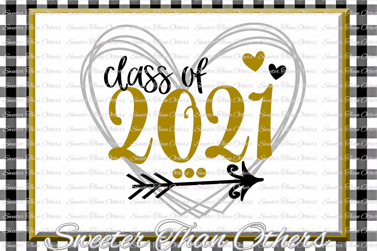 Senior SVG Class of 2020 Cut file Svg example image 1