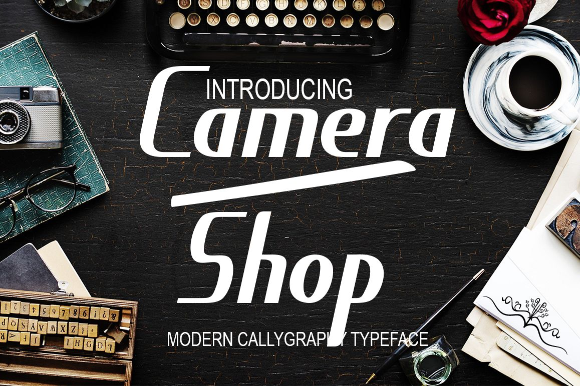 Camera shop example image 1