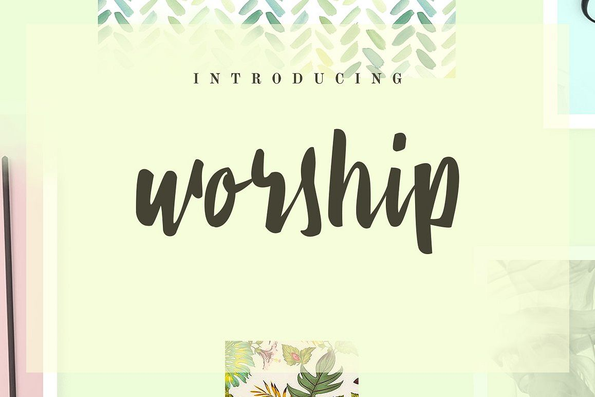 Worship example image 1