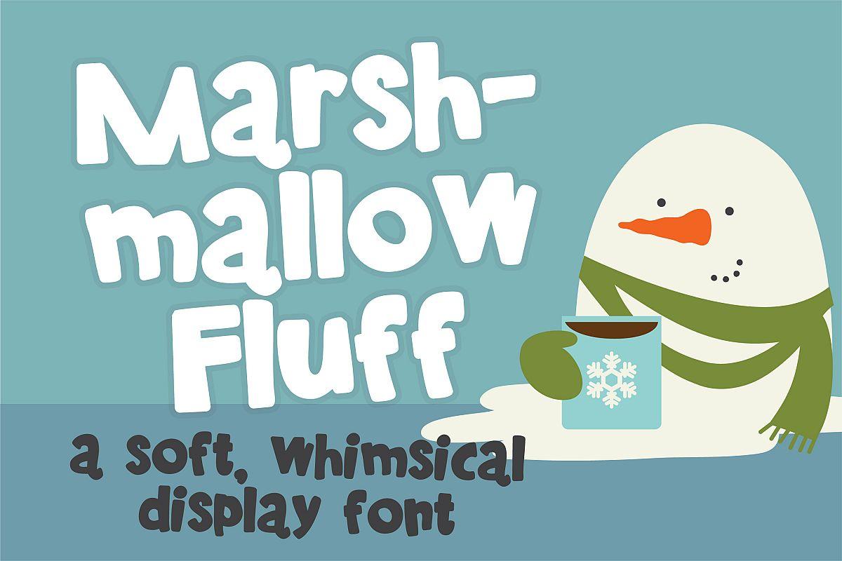 PN Marshmallow Fluff example image 1