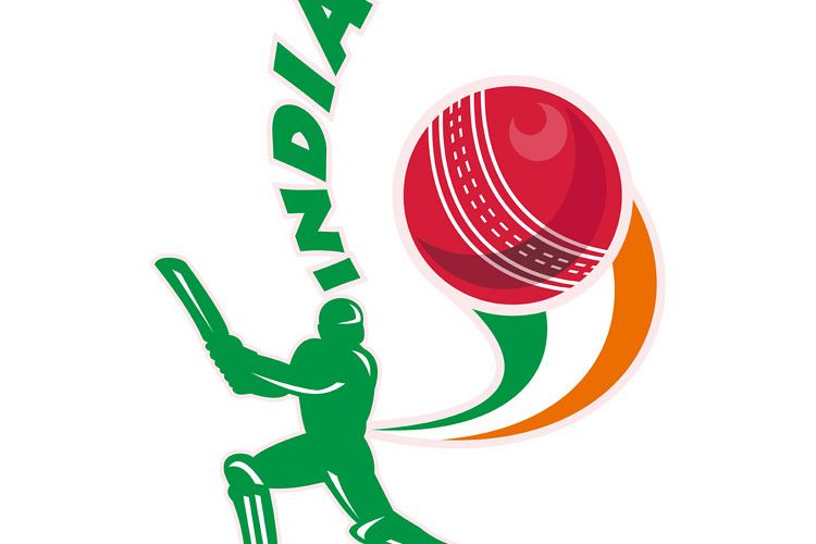cricket sports batsman batting India example image 1