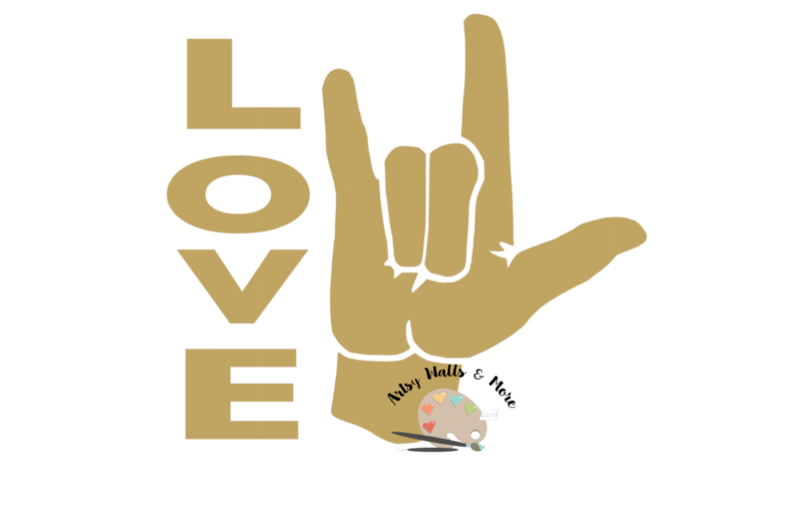 I Love You Sign Language Svg Clipart Cut File Svg Png Jpg Files