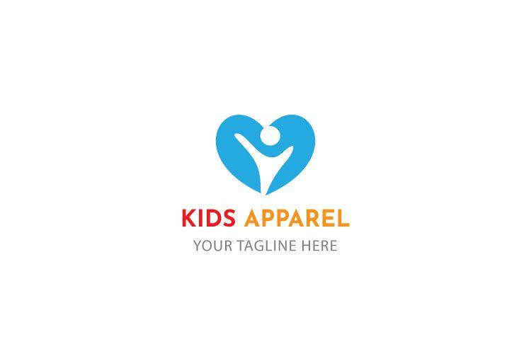 Kids Apparel Logo example image 1