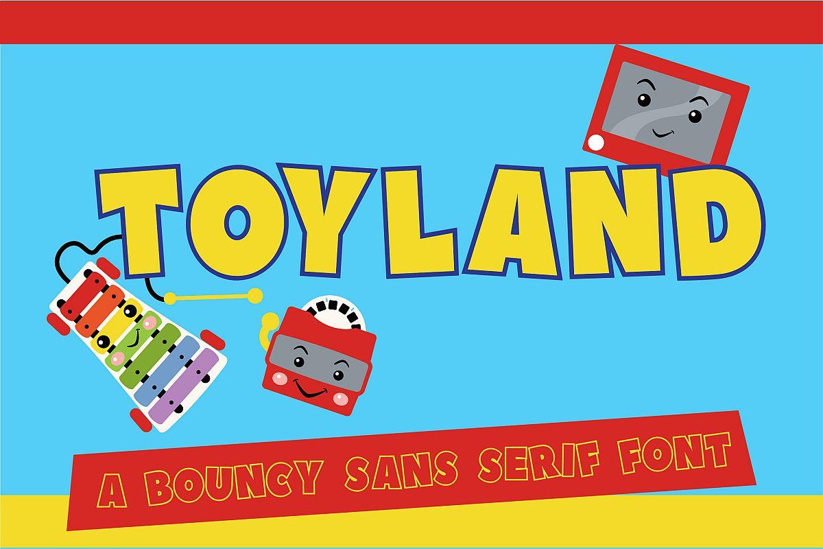 ZP Toyland example image 1