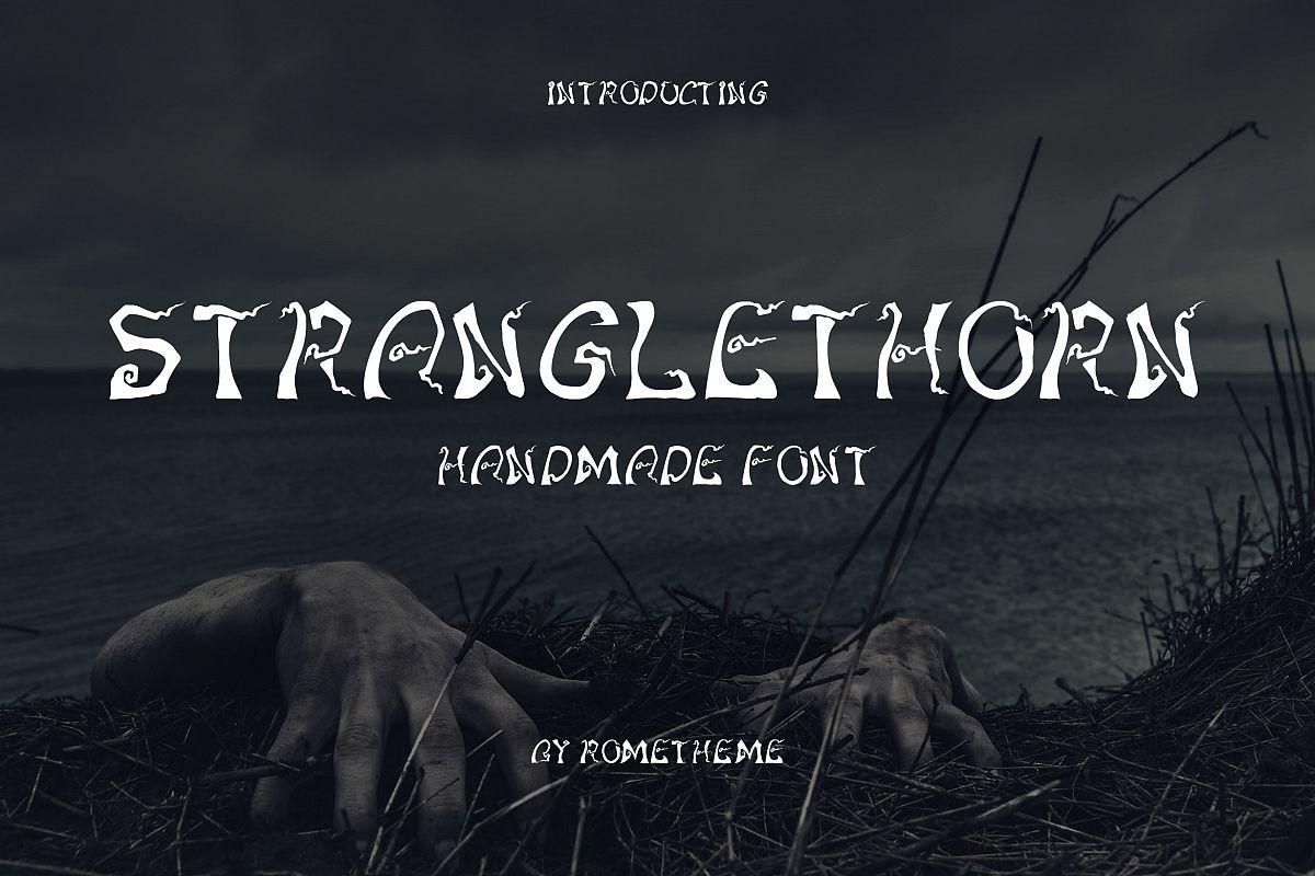 Stranglethorn example image 1