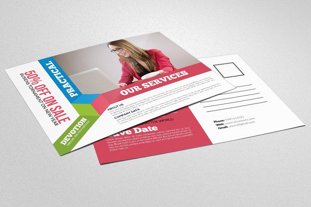 Business postcards templates by designh design bundles business postcards templates example image accmission Choice Image