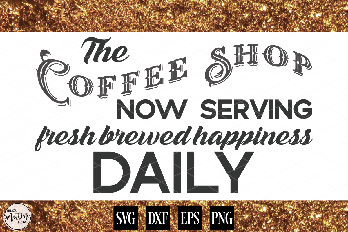 The Coffee Shop example image 1