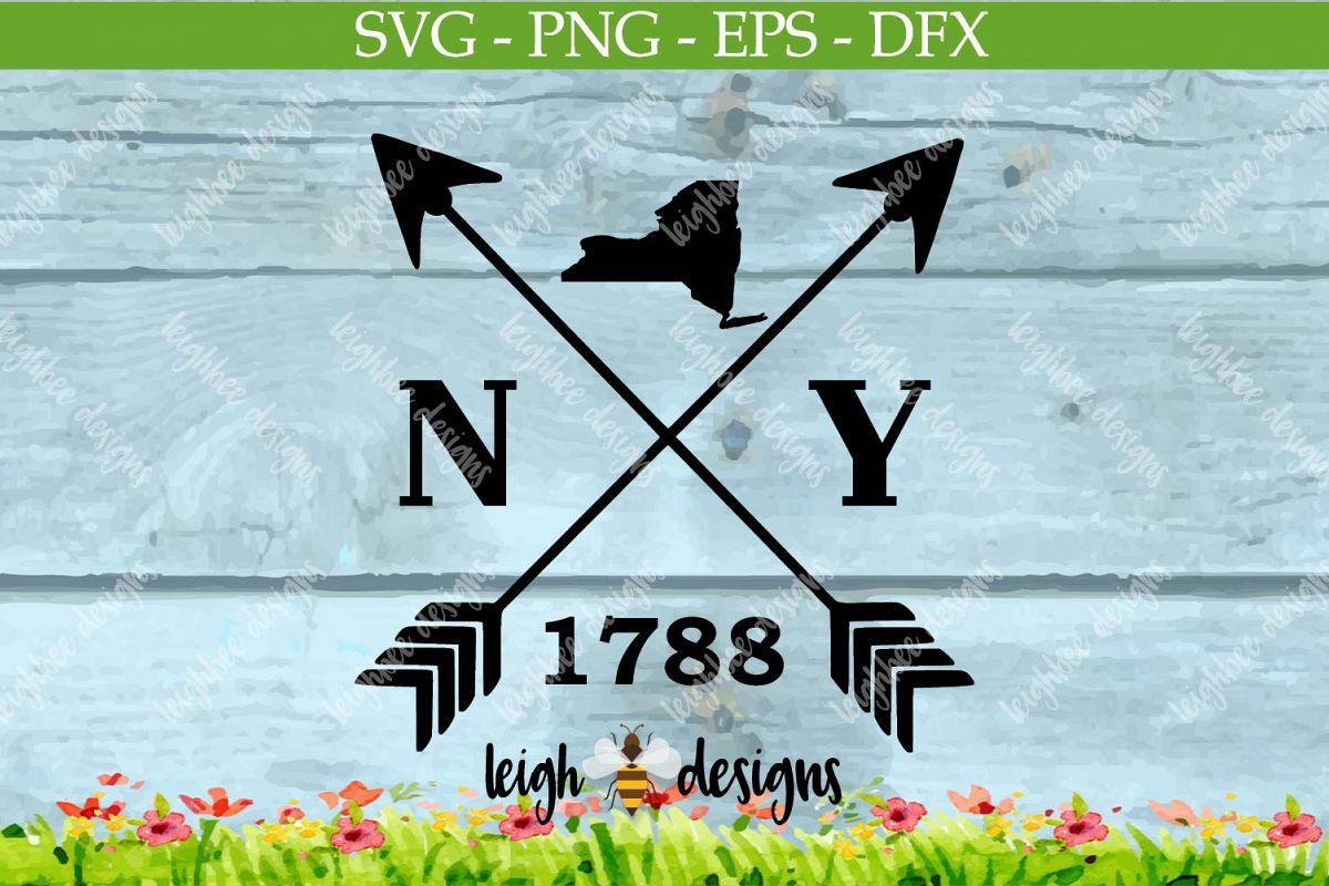 Arrow New York 1788 example image 1