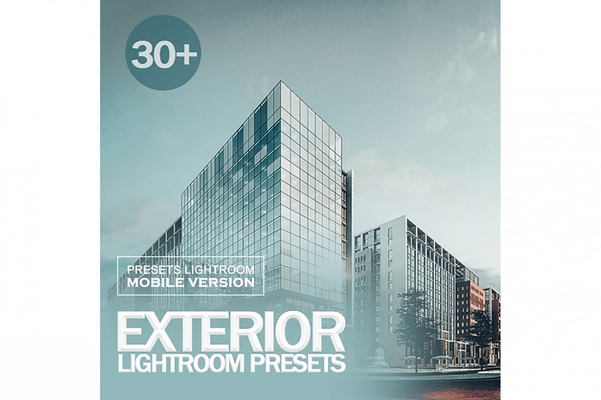 Exterior Lightroom Mobile Presets example image 1