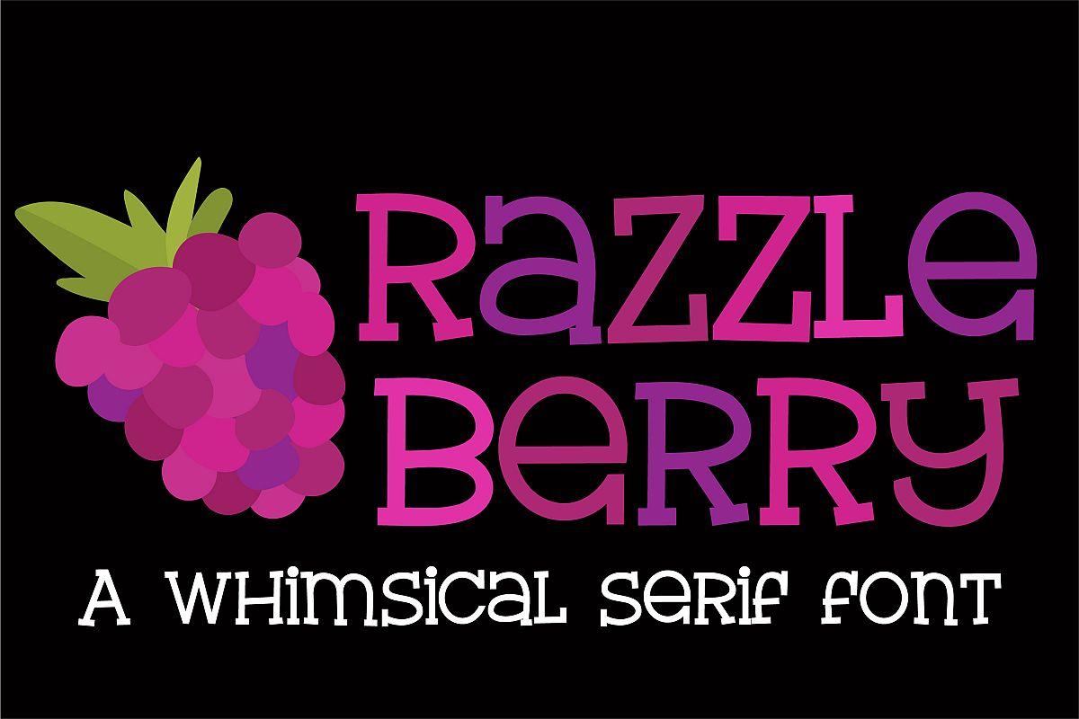 ZP Razzle Berry example image 1