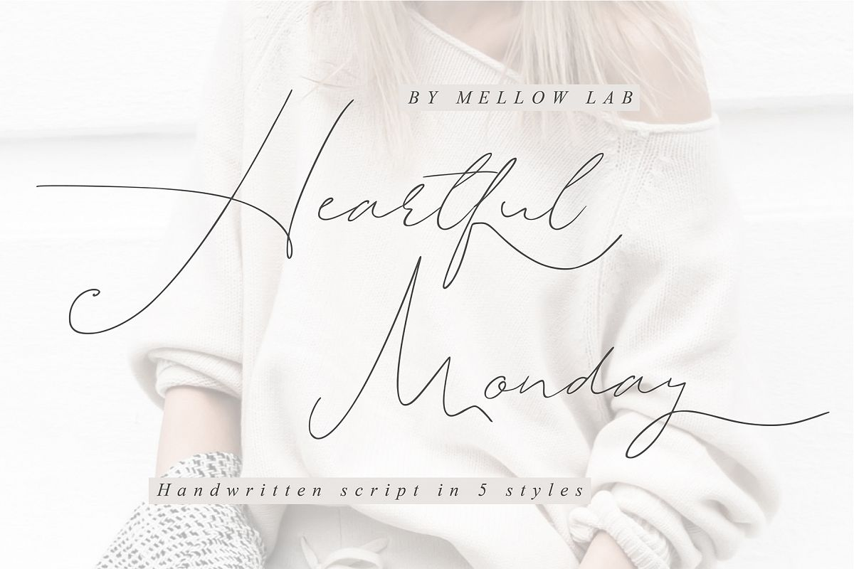 Heartful Monday example image 1