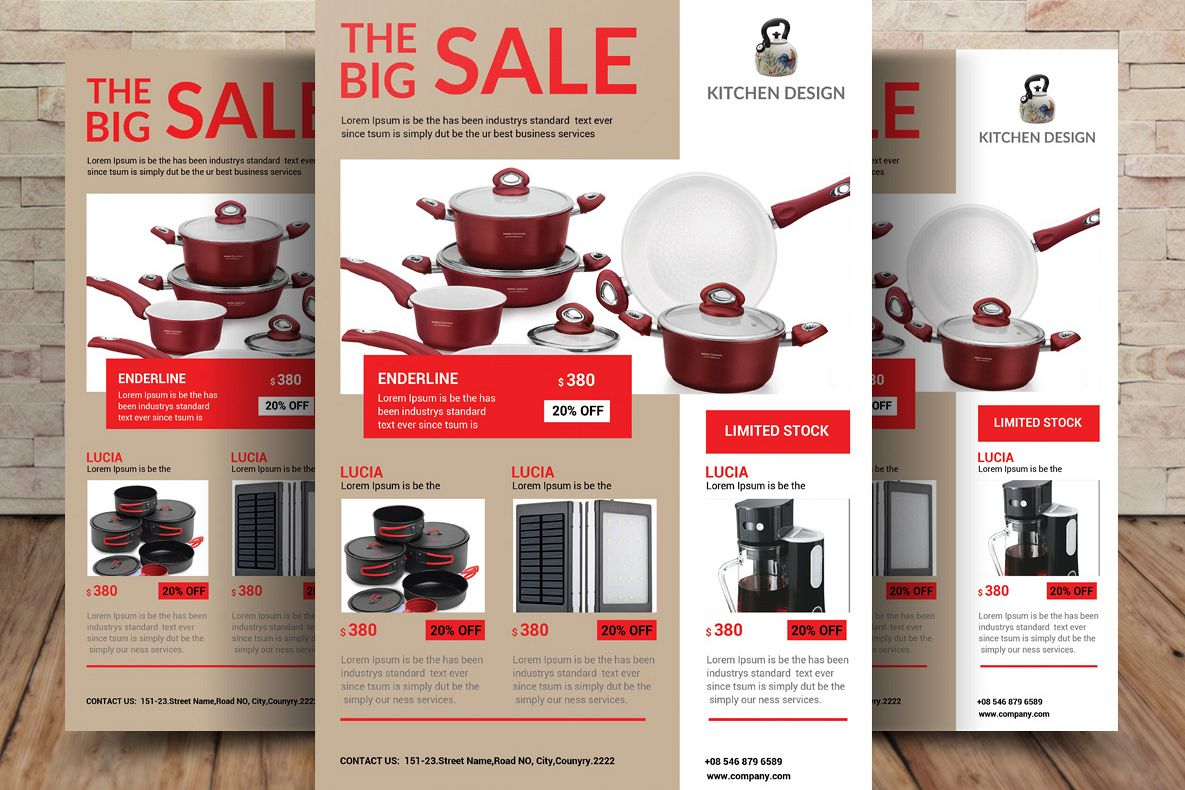 Product Sale Flyer example image 1