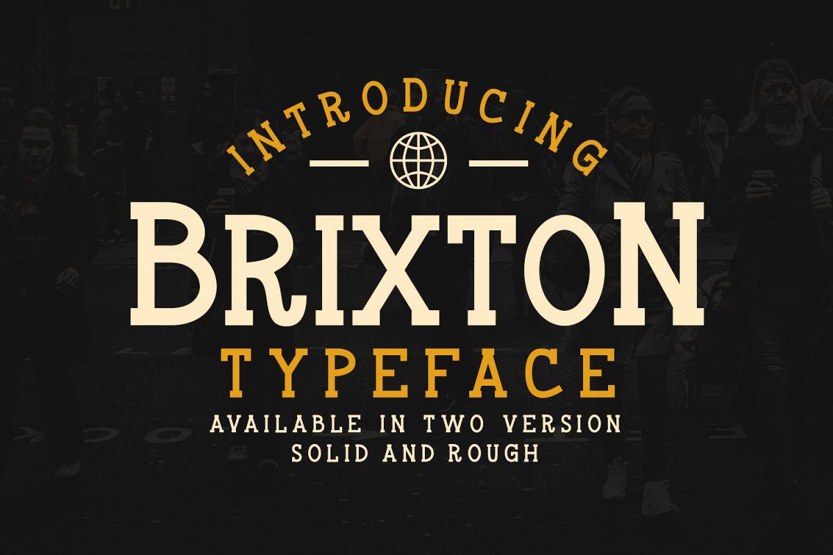 Brixton example image 1
