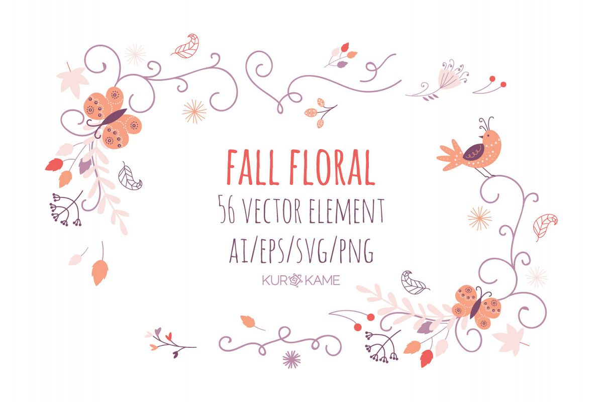 Fall Floral example image 1
