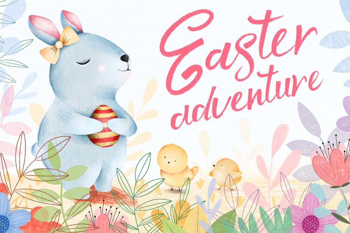 Easter Adventure example image 1