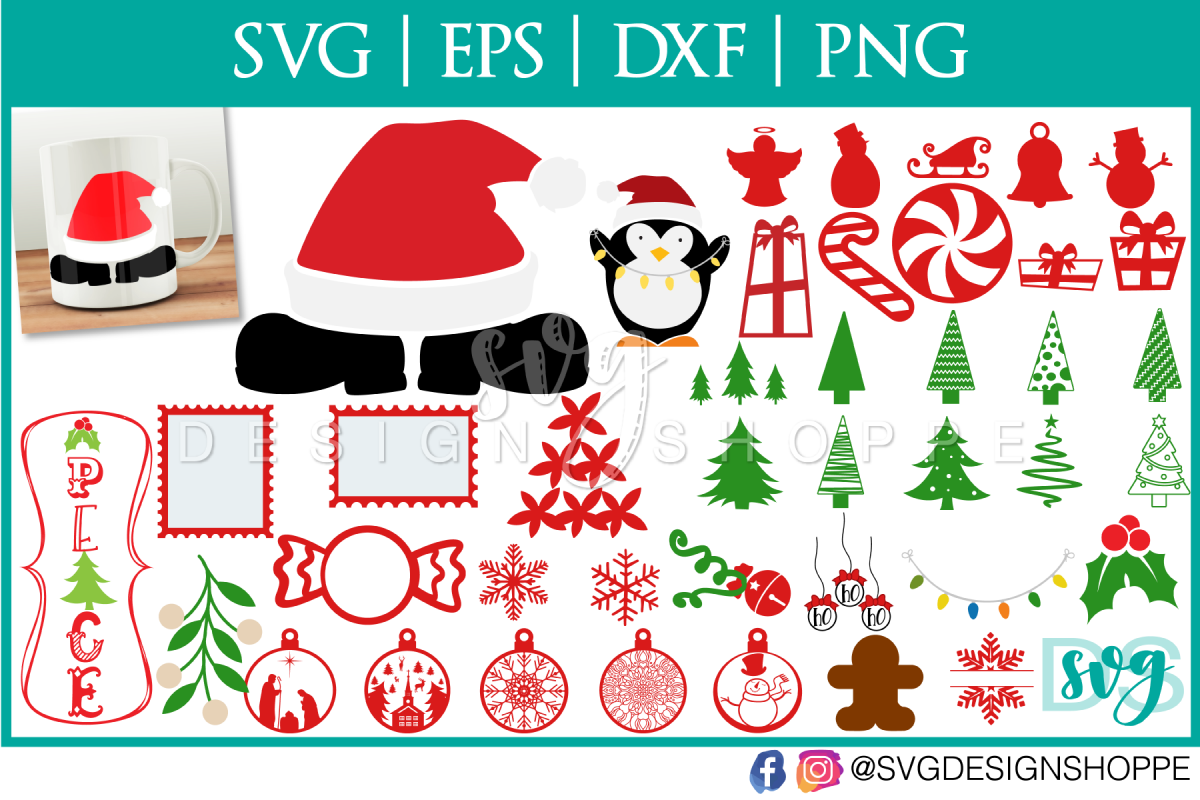 christmas christmas svg svg svg files for cricut angel example image 1