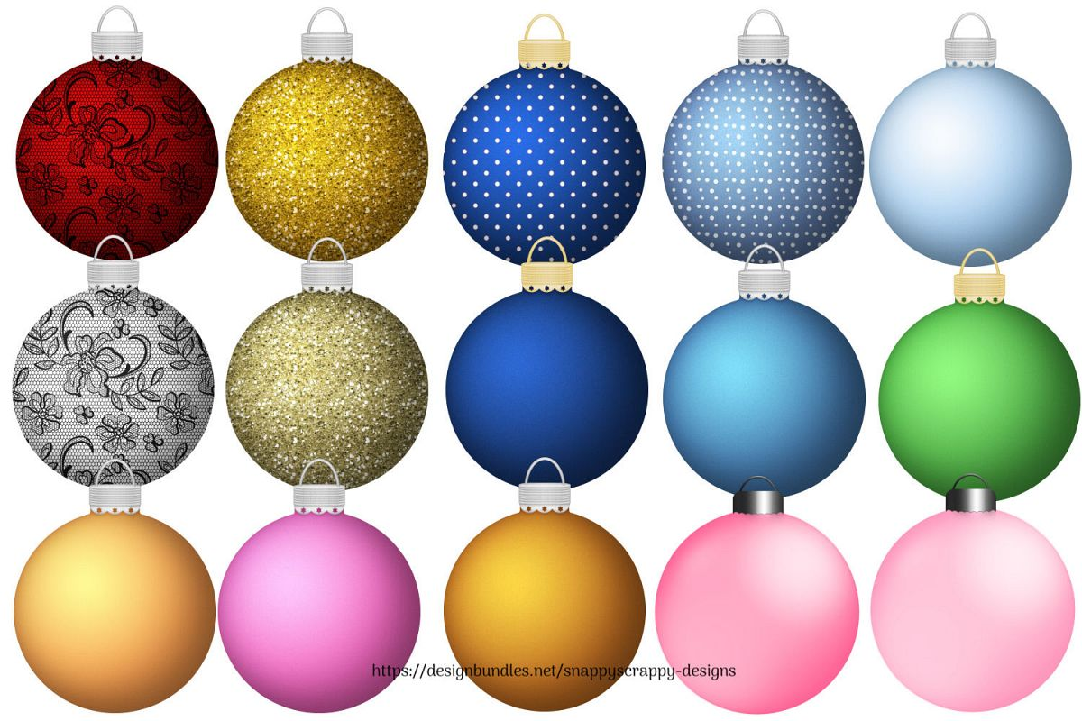 Christmas Decorations example image 1