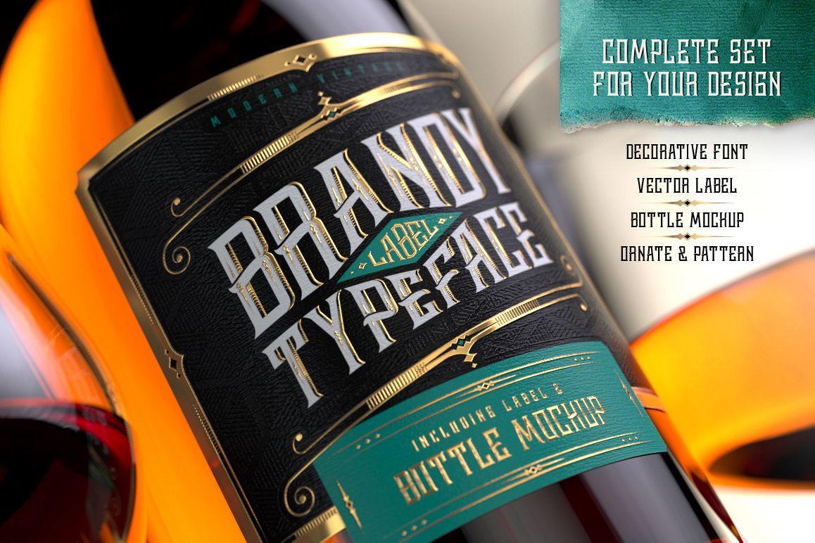 Brandy design set example image 1