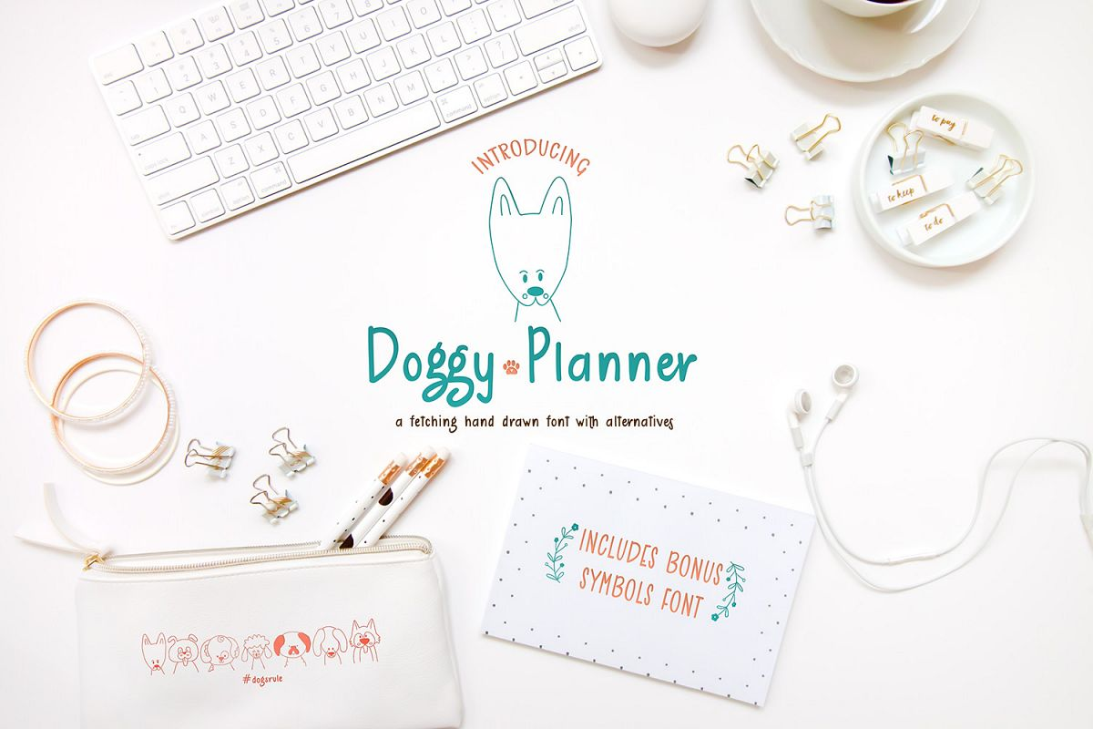 Doggy Planner example image 1