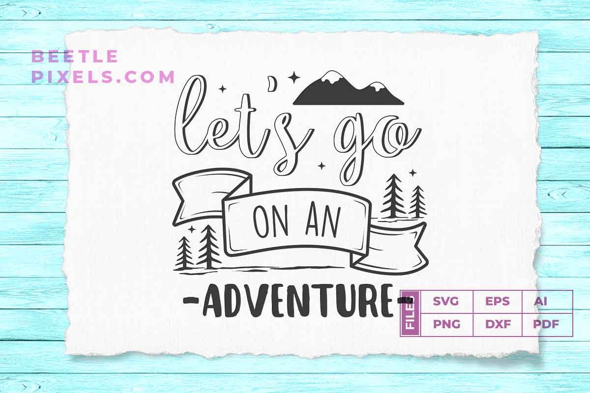 lets go on an adventure example image 1