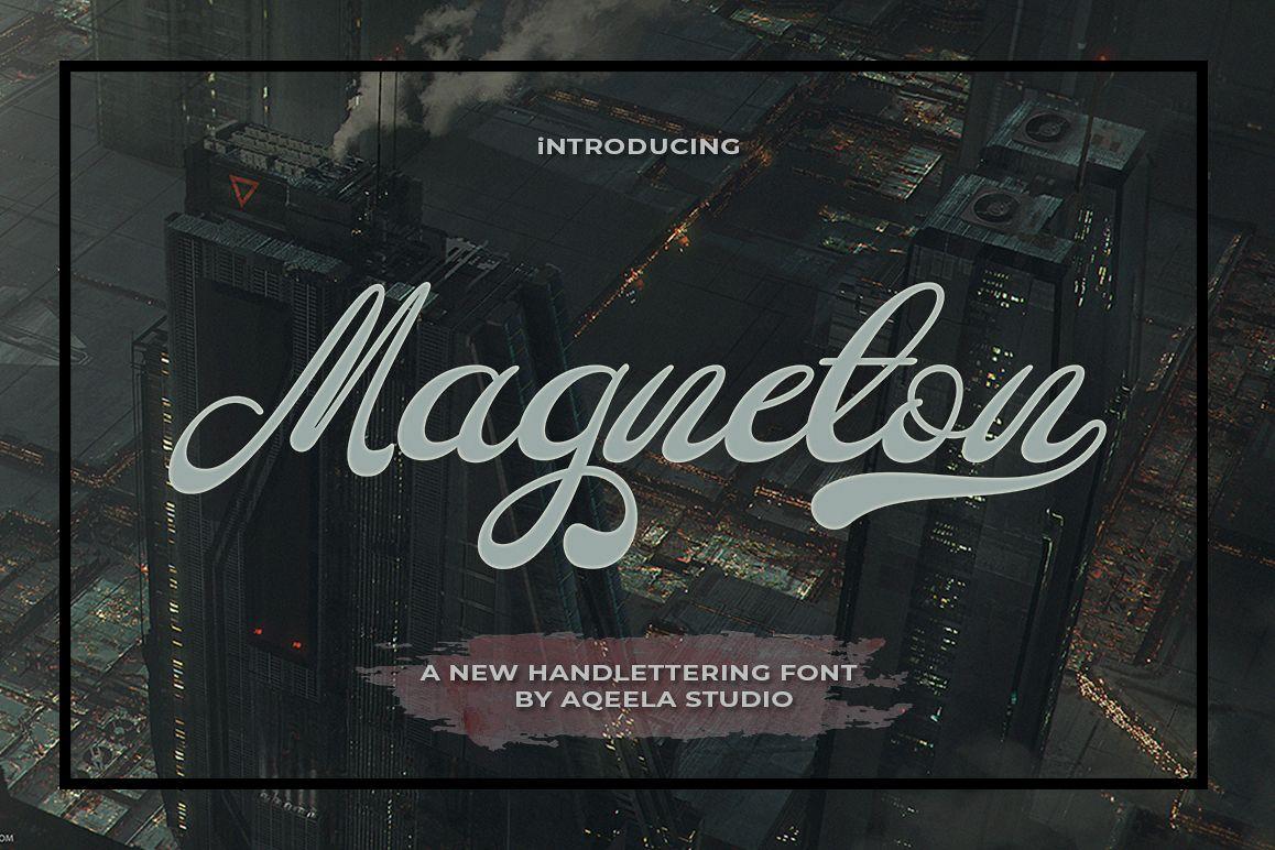 Magneton example image 1