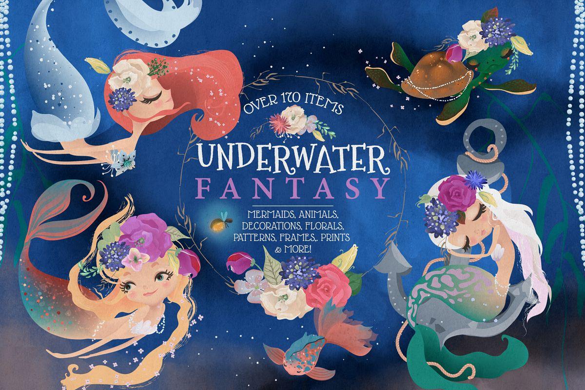 Underwater Fantasy example image 1