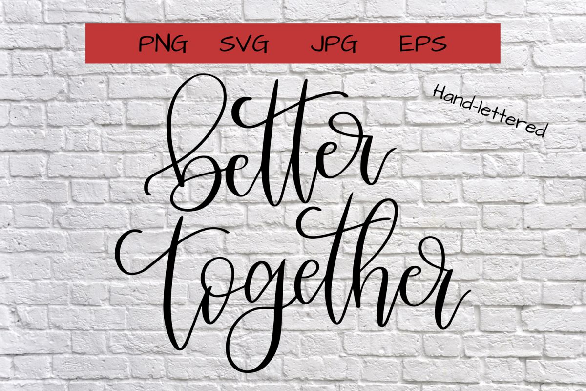 better together example image 1