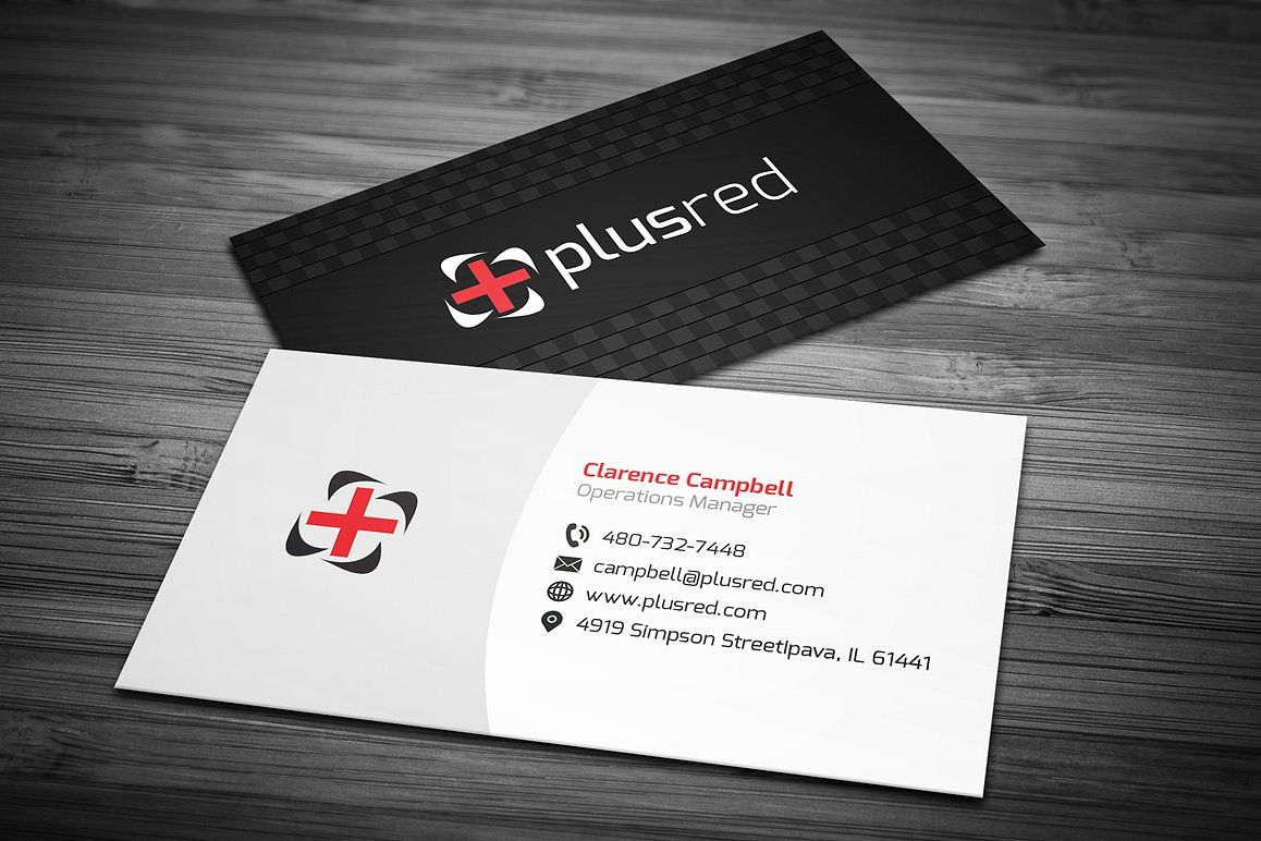 Corporate business card 4 by fancy fonts design bundles corporate business card 4 example image colourmoves