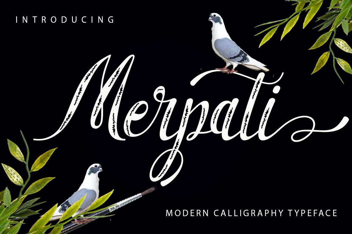 Merpati example image 1