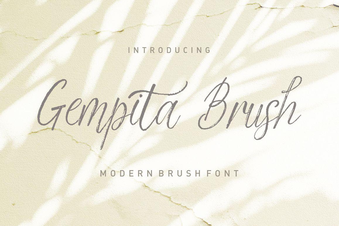 Gempita Brush example image 1