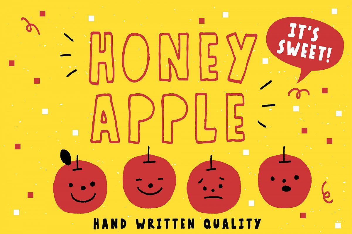 Honey Apple example image 1
