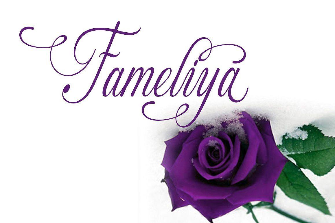 Fameliya example image 1
