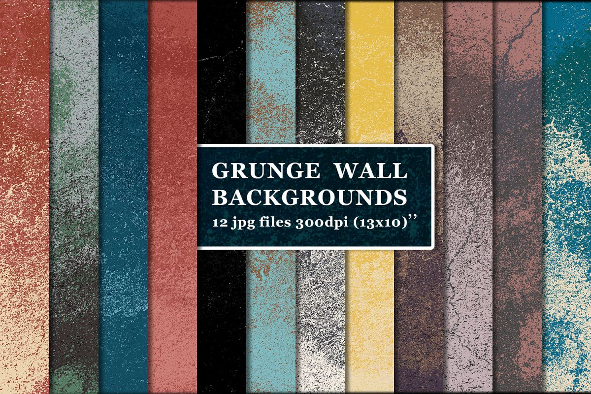 Abstract Old Wall Paint example image 1