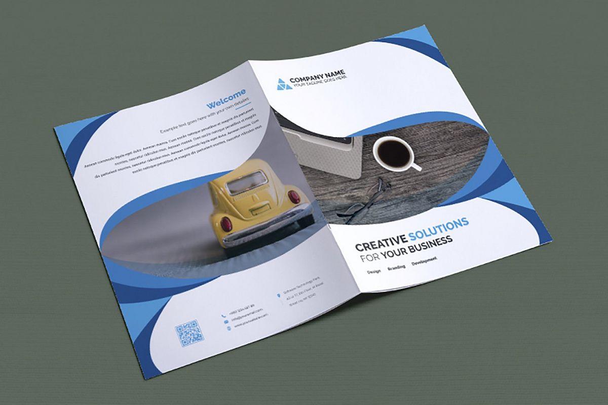 Bifold Brochure example image 1