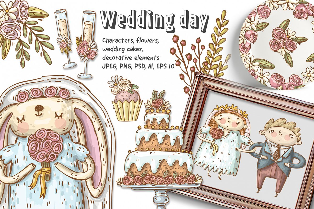 Wedding collection example image 1