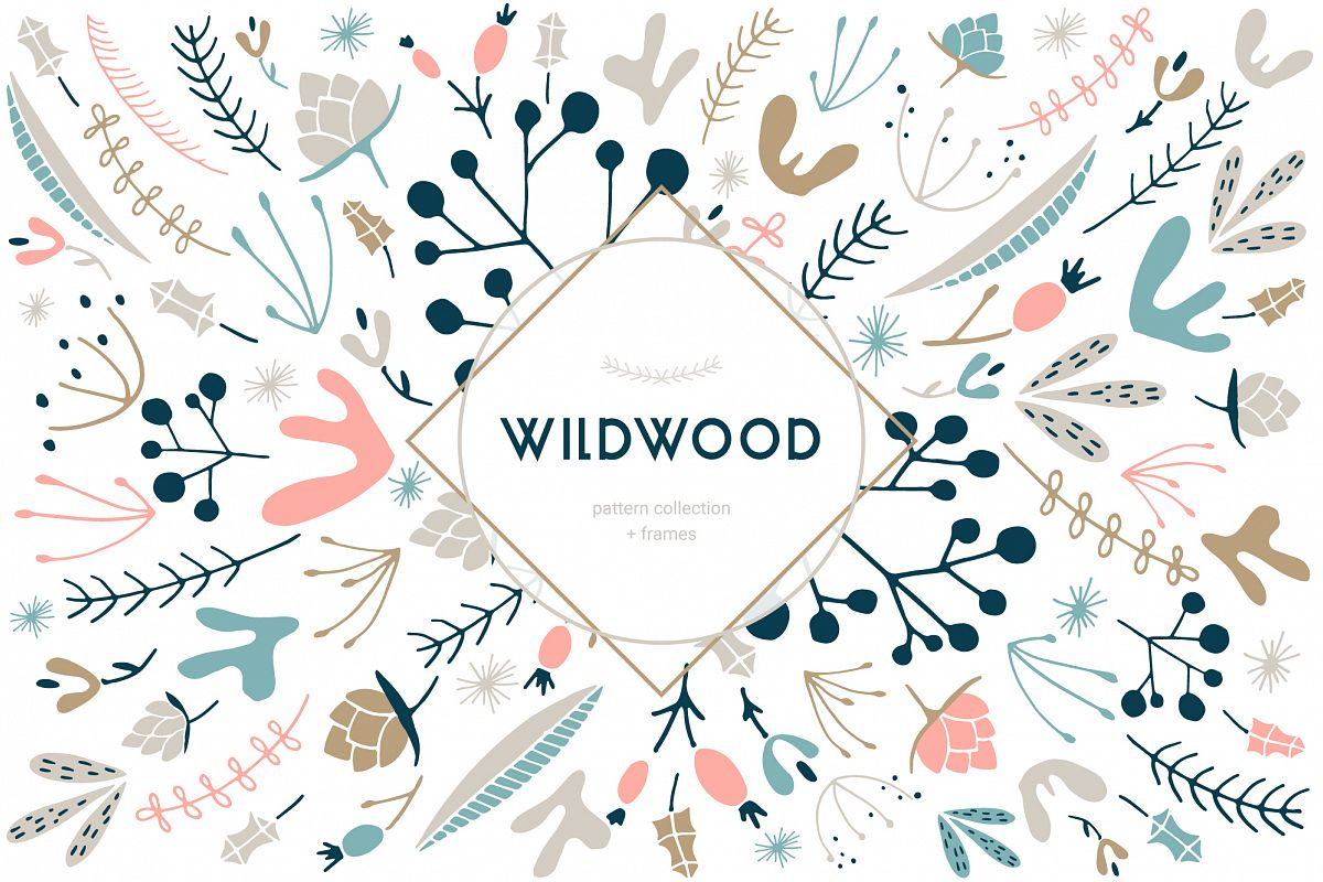 Wildwood pattern collection example image 1