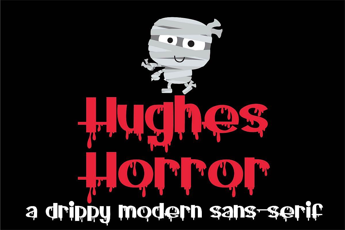 ZP Hughes Horror example image 1