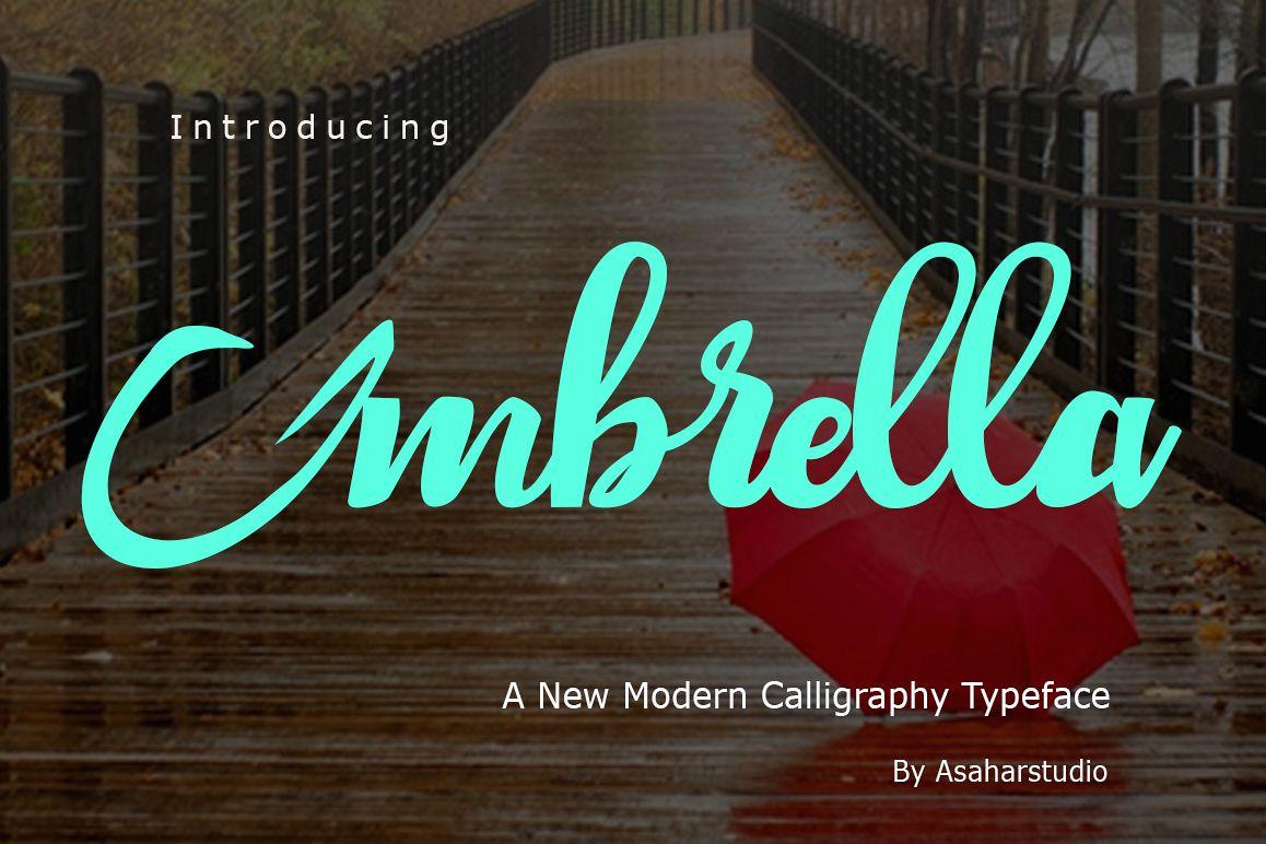 Umbrella example image