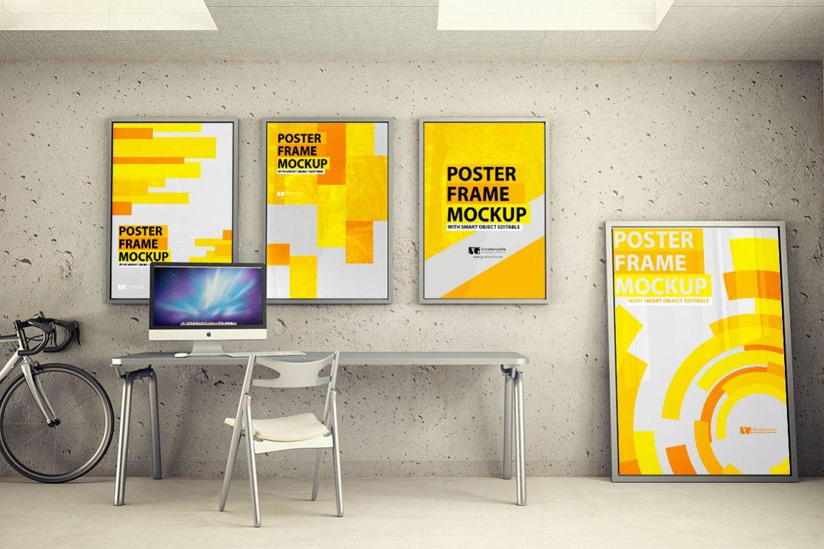 Interiors mock-up Vol. 2 example image 1