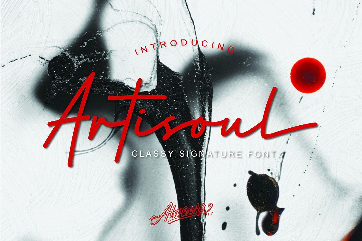 Artisoul Signature example image 1