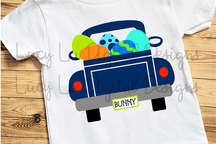 Easter Truck example image 1