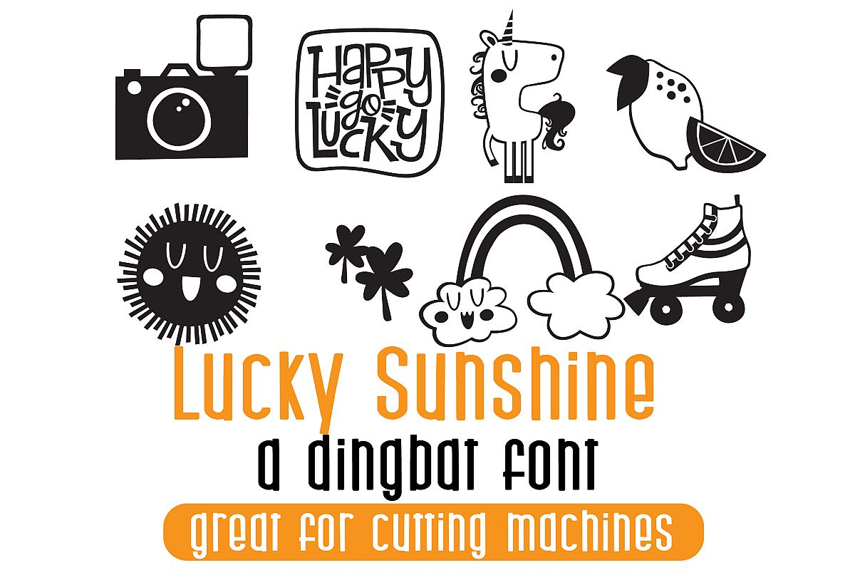 DB Lucky Sunshine example image 1
