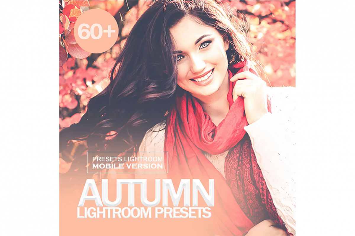 Autumn Lightroom Mobile Presets example image 1