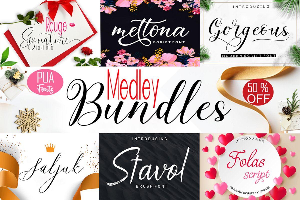 Medley Bundles example image 1