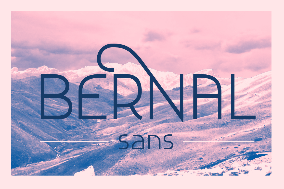 Bernal Sans example image 1