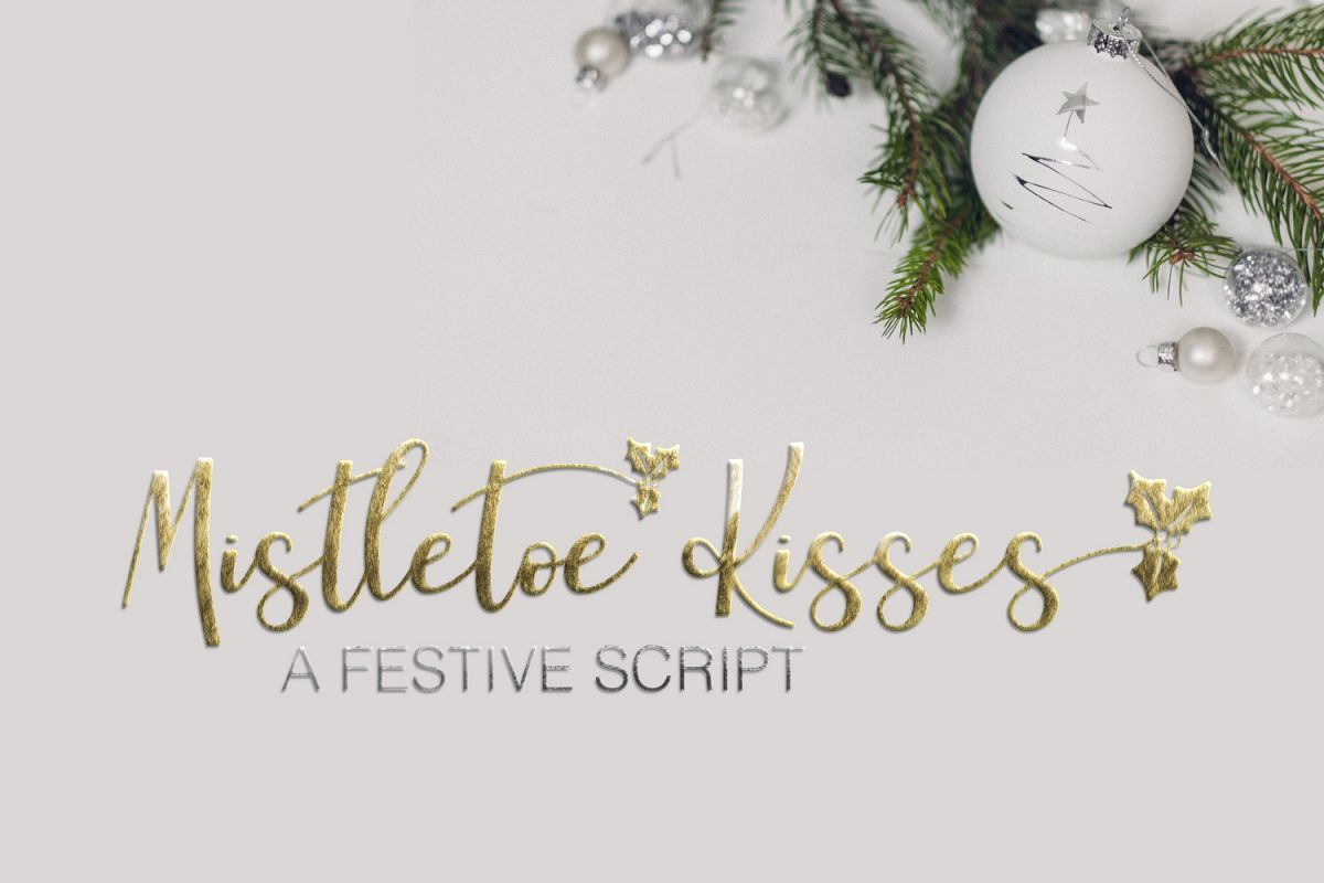 Mistletoe Kisses example image 1