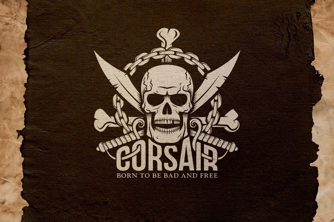 Corsair Logo example image 1
