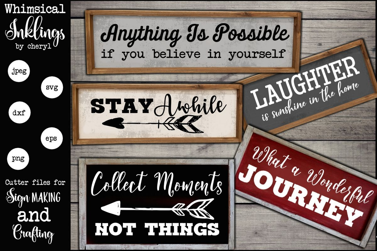 Anything Is Possible SVG Set example image 1